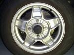 1303 Cabrio mit klassischem ATS Rad