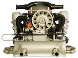 KLAUSKLAUS-Motor 2003 mit ASG III