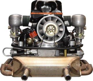 KLAUS-Motor 2013 mit ASG IV