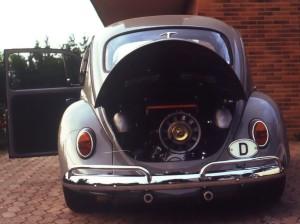 1967er Käfer mit 2,0l Motor