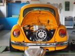 2,6l KLAUS-Motor mit 250 PS @ 6600 U/min