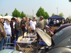 Maikäfertreffen 2009 - viele Besucher