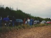 Käfer und Freunde - Ausfahrt im September 1996