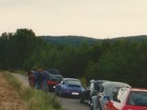 Leistungsgesellschaft: Käfer mit 2,6 l, Porsche Carrera 2 RS, Audi 80 RS 2