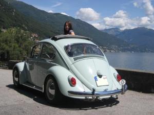Käfer am Lago Maggiore