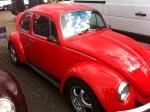 VW 1200 mit Porsche Felgen