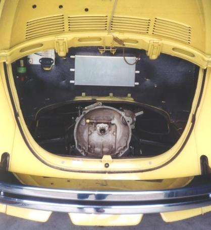 Motorraumelektrik VW 1200
