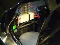 Motorraumelektrik VW 1303