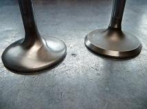 44 mm messendes Einlassventil mit und ohne Bearbeitung