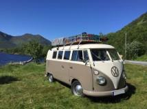 VW T1 im Sommerurlaub 2016 in Norwegen (Bilder mit freundlicher Genehmigung des Besitzers)