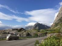 Norwegisches Straßenidyll (Bilder mit freundlicher Genehmigung des Besitzers)