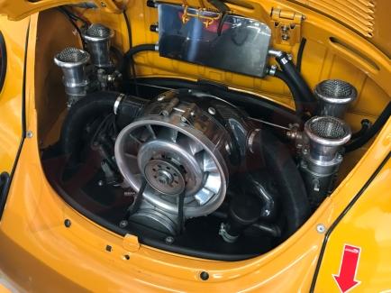 2,6 l Klaus-Motor