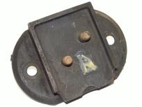 Gummimetall-Lager vorn, verstärkte Ausführung