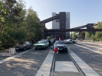 * Zeche Zollverein in Essen