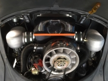 2,4l Motor unter der Haube